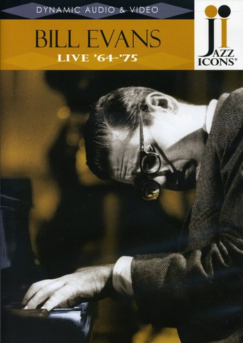 Jazz Icons: Bill Evans Live in 64 & 75