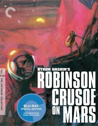 Robinson Crusoe on Mars (Criterion Collection)
