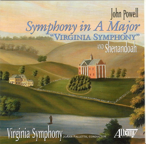 Symphony in a Major: Virginia Symphony