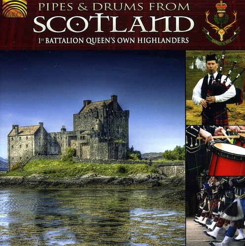 Pipes & Drums from Scotland /  Various
