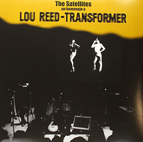 Un Homenaje a Lou Reed-Transformer [Import]