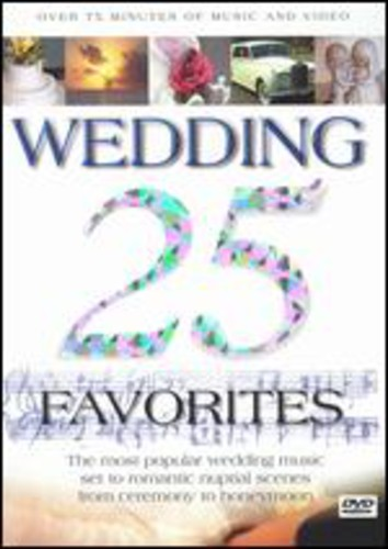 25 Wedding Favorites /  Various
