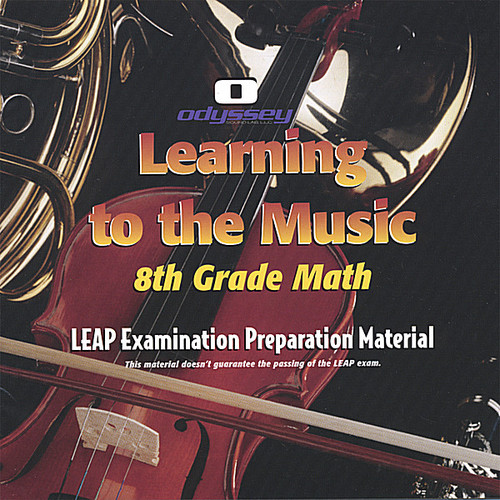 Learning to the Music-Math & Workbook