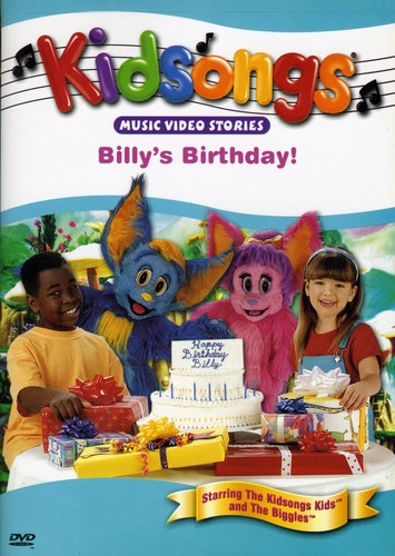 Kidsongs: Billy's Birthday