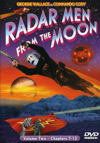Radar Men From the Moon 1 & 2