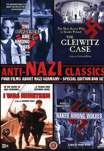 Anti-Nazi Classics [Documentary] [Full Frame]