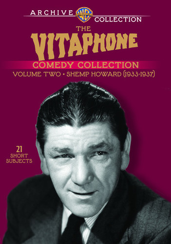 The Vitaphone Comedy Collection: Volume Two: Shemp Howard 1933-1937