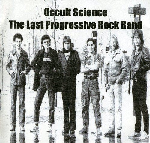 Last Progressive Rock Band