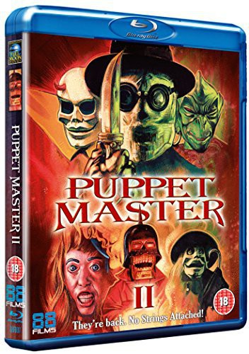 Puppet Master 2 [Import]