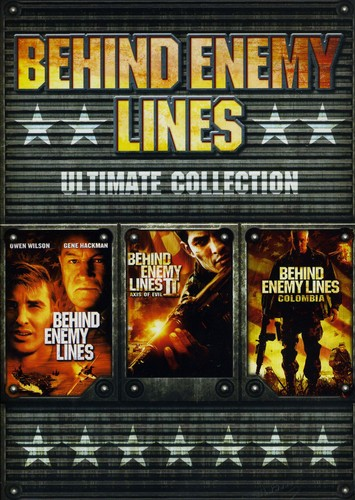 Behind Enemy Lines Ultimate Collection