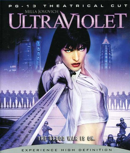 Ultraviolet [2006] [Widescreen] [Rated]