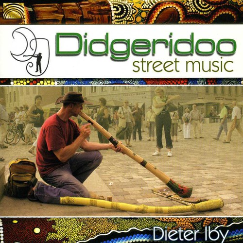 Didgeridoo Street Music
