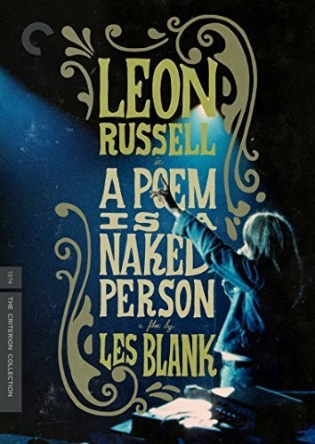 Leon Russell: A Poem Is A Naked Person (Criterion Coillection)