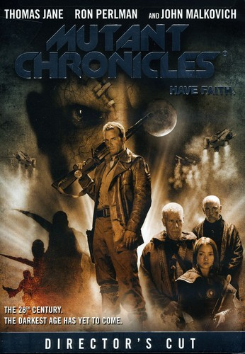 Mutant Chronicles [Widescreen]