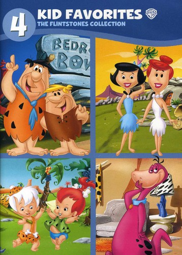 4 Kid Favorites: Flintstones