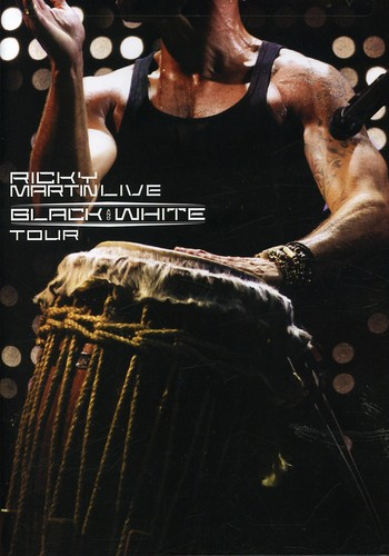 Ricky Martin: Black and White Tour 2007