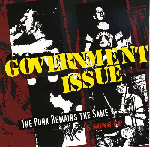 The Punk Remains The Same