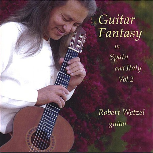 Guitar Fantasy in Spain & Italy 2