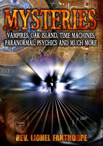 Mysteries: Vampires Oak Island Time Machines Psych