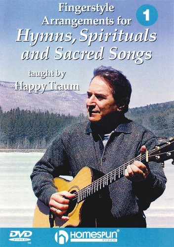 Fingerstyle Arrangements For Hymns Spirituals, Vol. 1 and 2