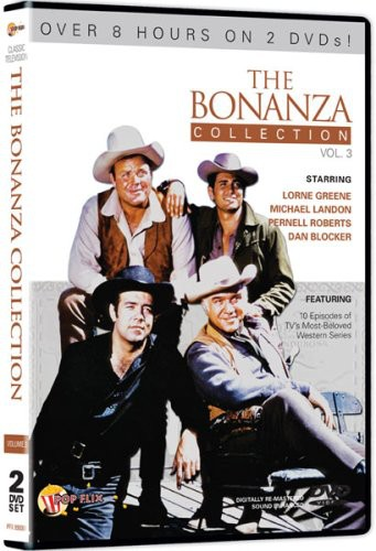 The Bonanza Collection, Vol. 3 [2 Discs] [Amaray] [TV Show]