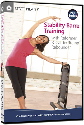 Stability Barre Training With Reformer and Cardio - Tramp Rebounder