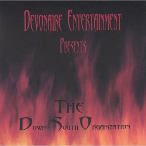 Devonaire Entertainment Presents-Down South Organi