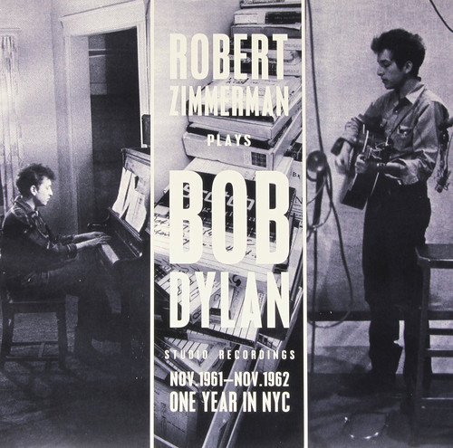 Robert Zimmerman Plays Bob Dylan