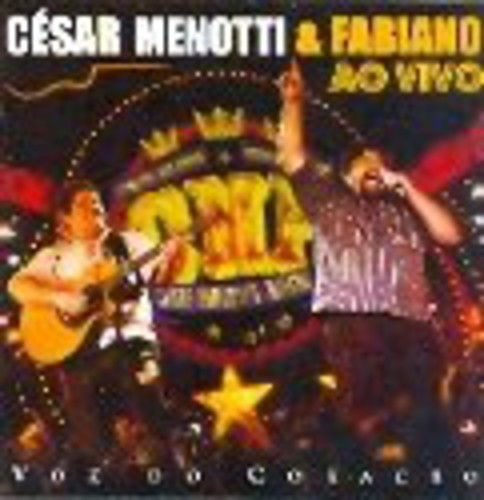 Voz Do Coracao Ao Vivo [Import]