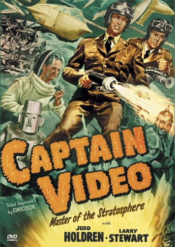 Cliffhanger Collection: Captain Video