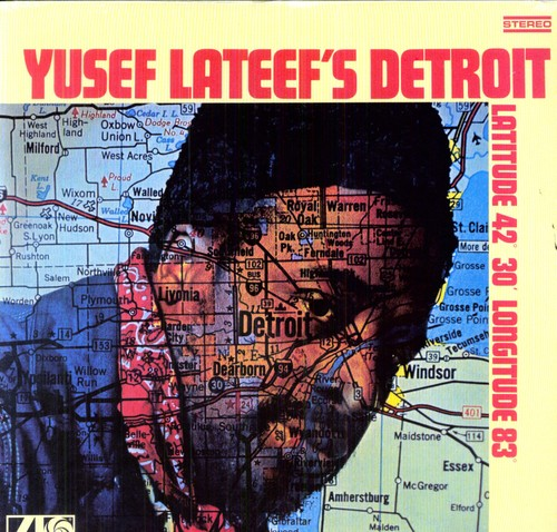 Yusef Lateefs Detroit