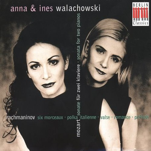 Sonata for 2 Pianos /  6 Morceaux /  Polka Italienne