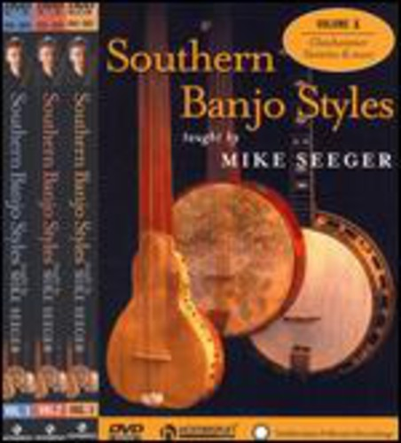Southern Banjo Styles [3 Discs] [Instructional]