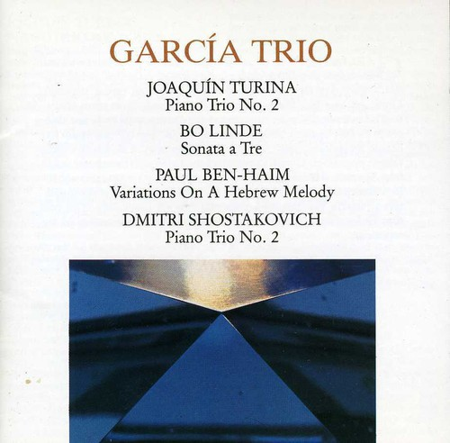 Piano Trios /  Sonata a 3 /  Variations on a Hebrew