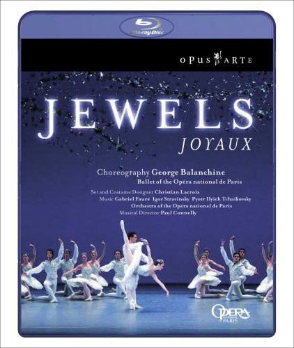 Jewels: George Balanchine