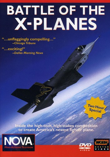 Nova: Battle of the X-Planes