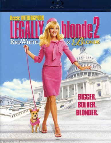 Legally Blonde 2: Red, White and Blonde [Widescreen]