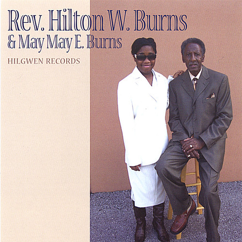 Rev Hilton w Burns & May May Burns