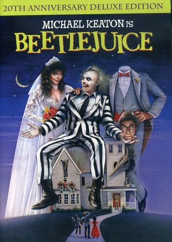 Beetlejuice [WS] [20th Anniversary Edition] [Deluxe Edition] [O-Sleeve]