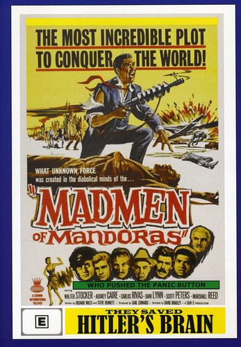 Madmen of Mandoras (They Saved Hitler's Brain) [Import]