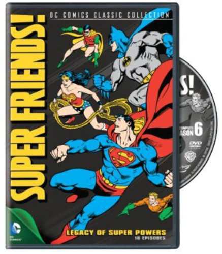 Super Friends: Legacy of Super Powers - Season 6