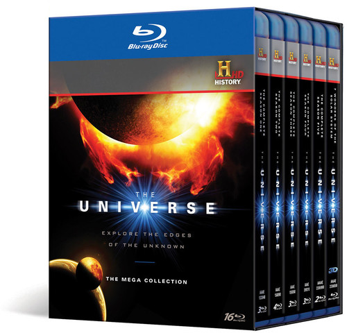 The Universe: Mega Collection