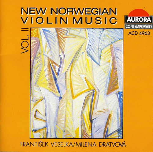 New Norwegian Violin Music 2