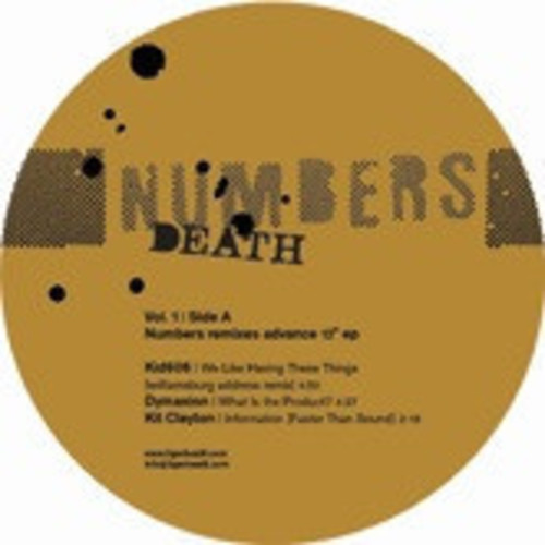 Death Remixes, Vol. 1