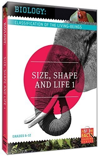 Biology Classification: Size Shape & Life 1