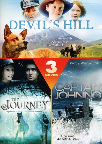Captain Johnno/ Devil's Hill/ The Journey [Triple Feature] [Full Frame]