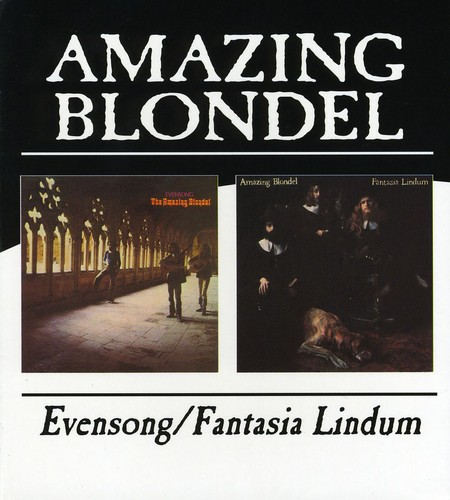 Evensong/ Fantasia Lindum [Import]