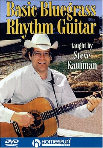 Basic Bluegrass Rhythm Guitar [Instructional]