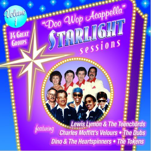 Doo Wop Acappella Starlight Sessions 1 /  Various