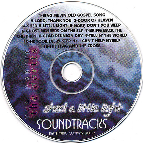 Shed a Little Light Soundtracks